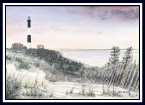 Robert Moses and Fire Island Lighthouse
