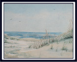 Summer Day an 11x14 beach painting